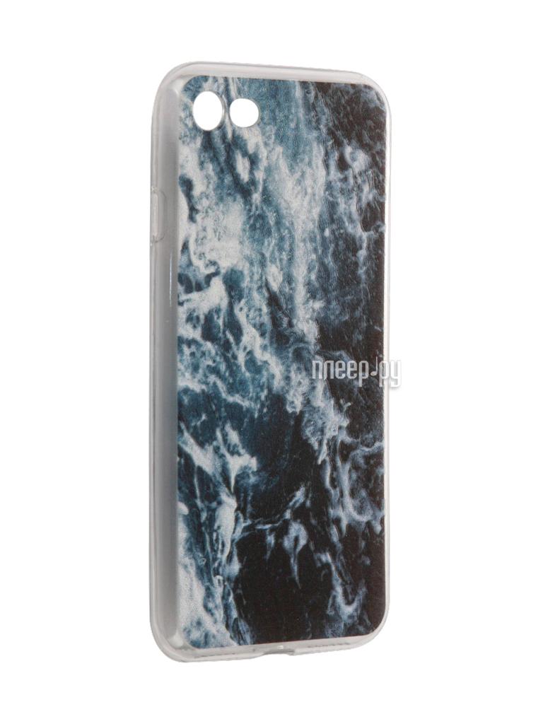Аксессуар Чехол CaseGuru Коллекция Природа рис 3 для iPhone 7 88119