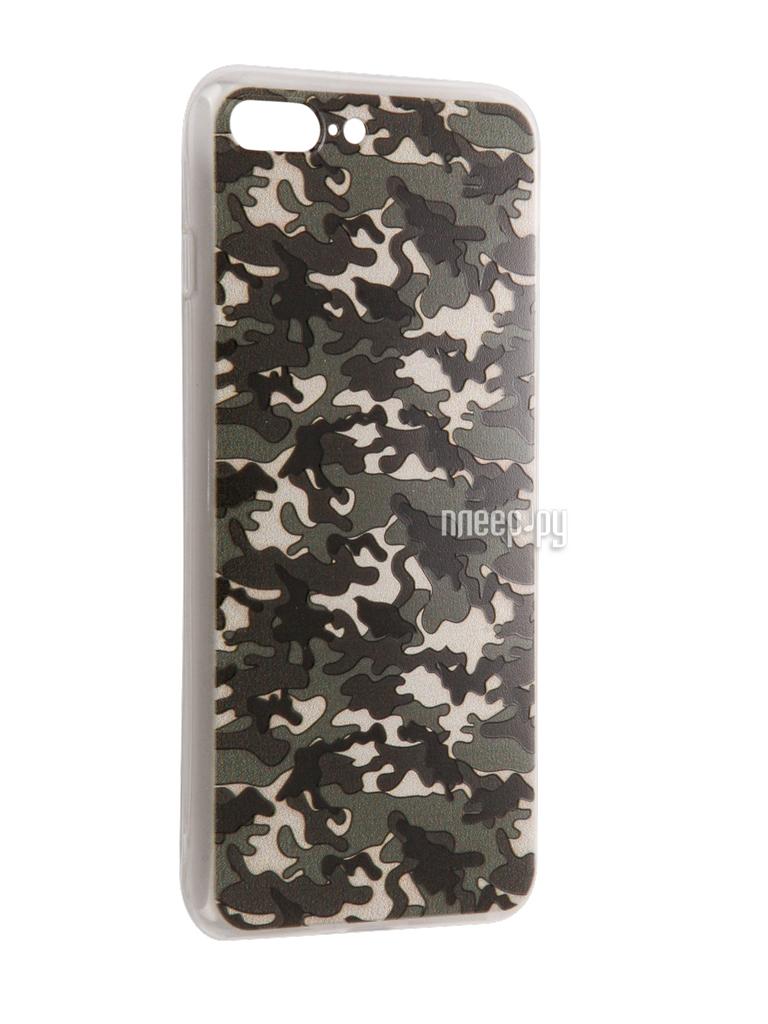 Аксессуар Чехол CaseGuru Коллекция Разное рис 3 для iPhone 7 Plus 88181