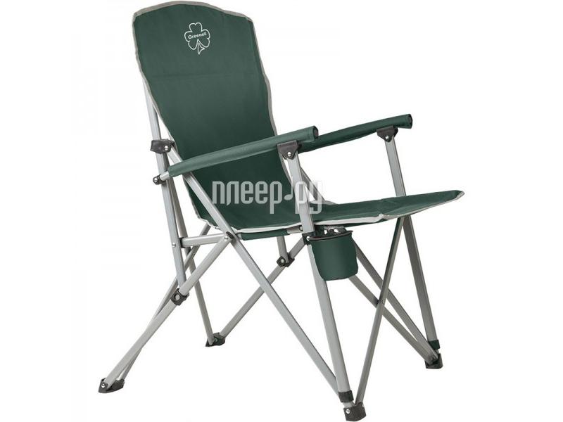 Стул Greenell FC-7 V2 Green - кресло складное 95983-325-00