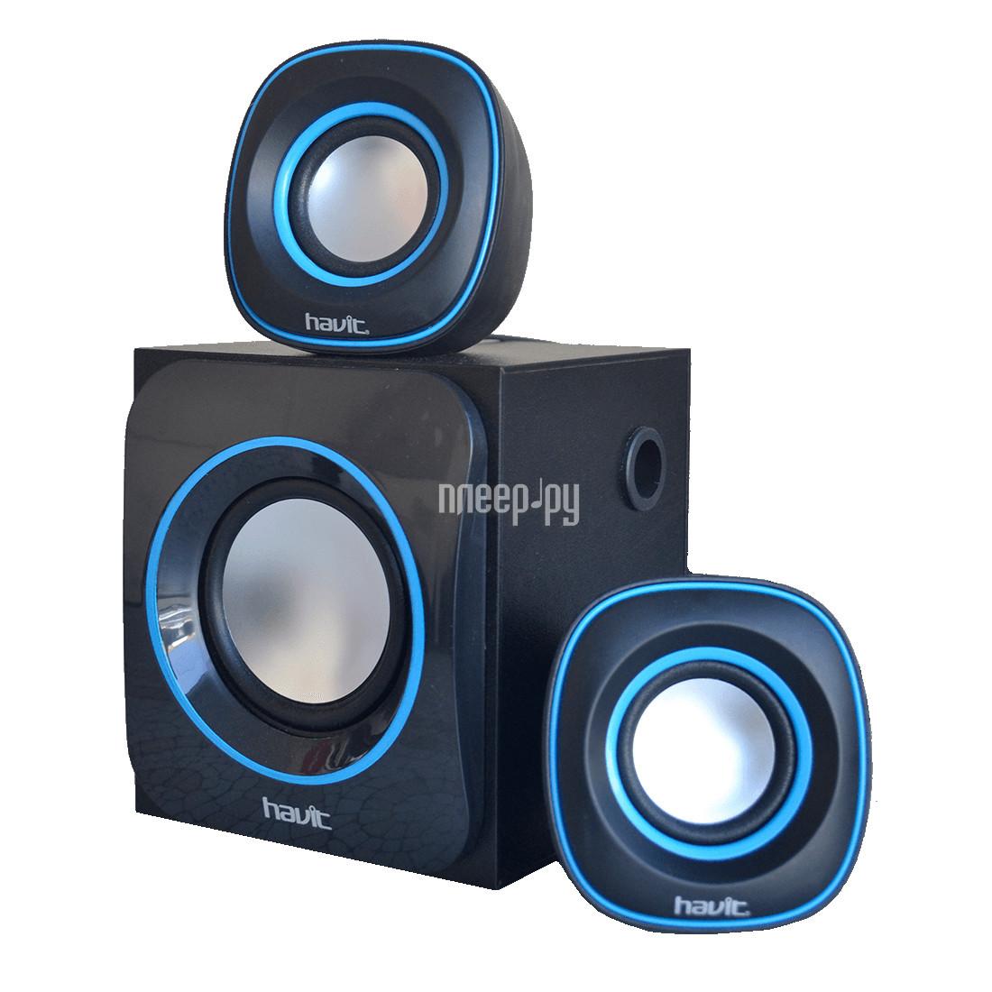 Колонка Havit HV-SK450 Black-Blue