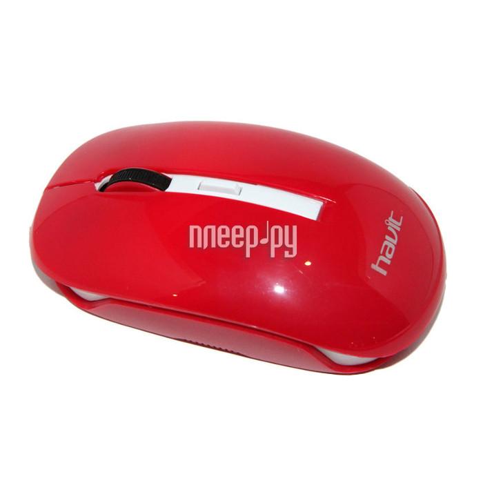 Мышь Havit HV-MS980GT USB Red