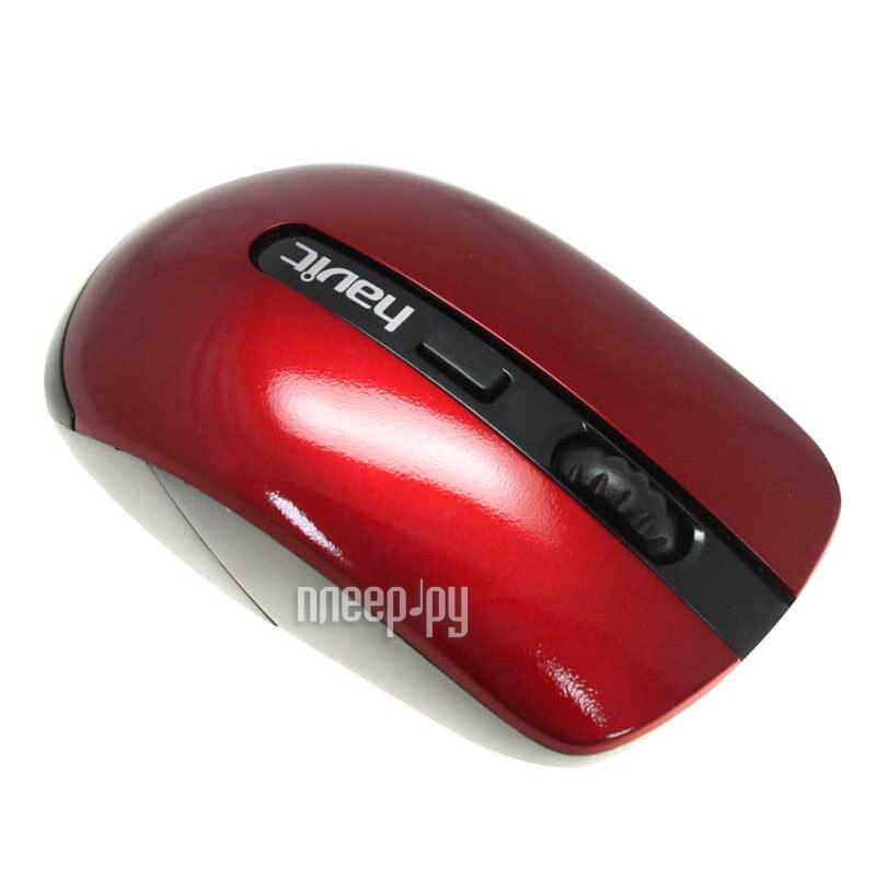 Мышь Havit HV-MS989GT USB Red