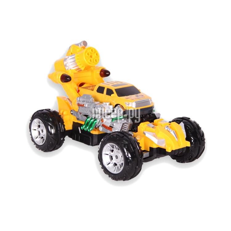 Радиоуправляемая игрушка Mioshi Tech Rocket Bomber Yellow MTE1201-030