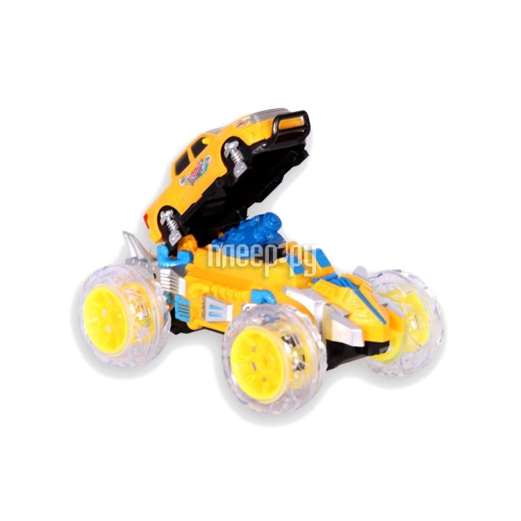 Радиоуправляемая игрушка Mioshi Tech Bubble Car Yellow MTE1201-036
