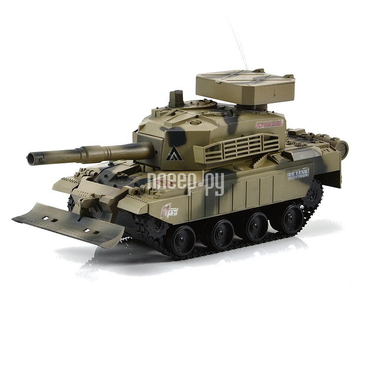 Радиоуправляемая игрушка Mioshi Army Танк Тигр-грейдер MAR1207-017