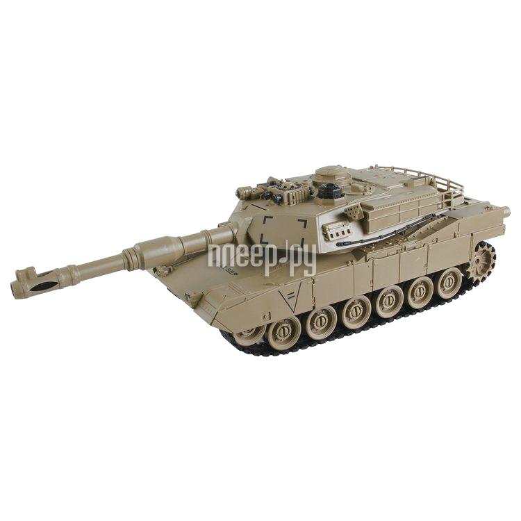Радиоуправляемая игрушка Mioshi Army Танковый Бой M1A2 MAR1207-026