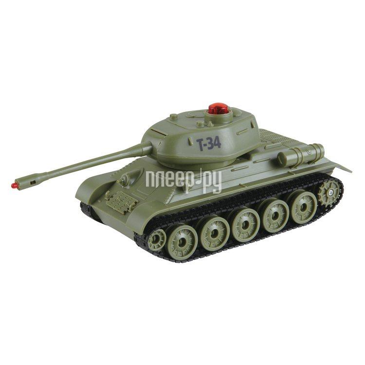 Радиоуправляемая игрушка Mioshi Army Танковый Бой Легендарная 34-ка MAR1207-025
