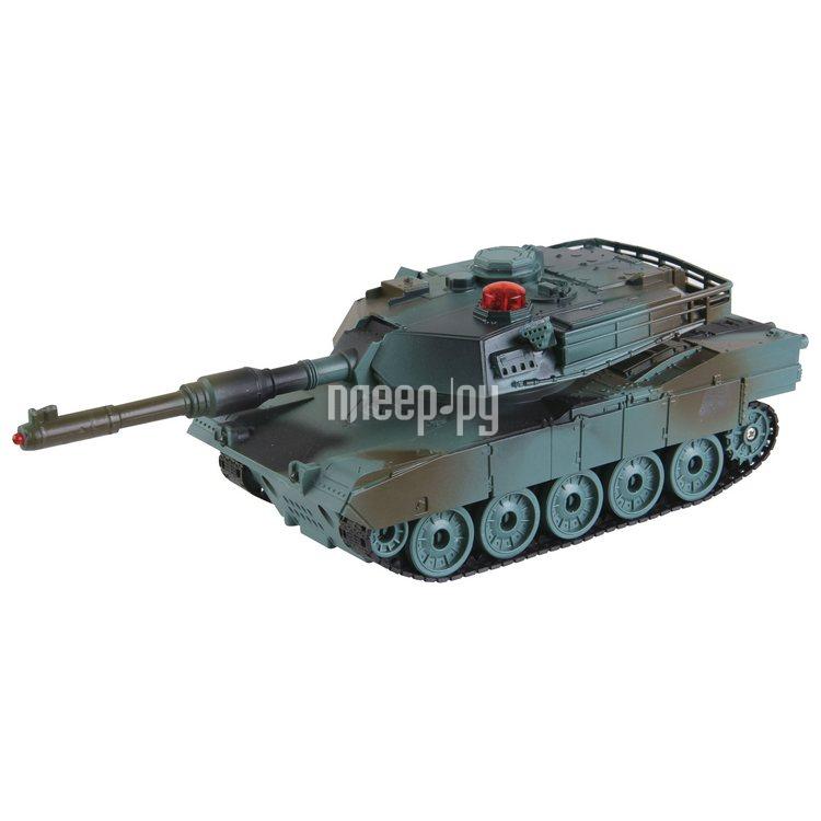 Радиоуправляемая игрушка Mioshi Army Танковый Бой Леопард MAR1207-027