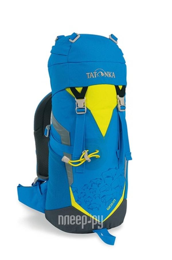 Рюкзак Tatonka Wokin Bright Blue 1824.194