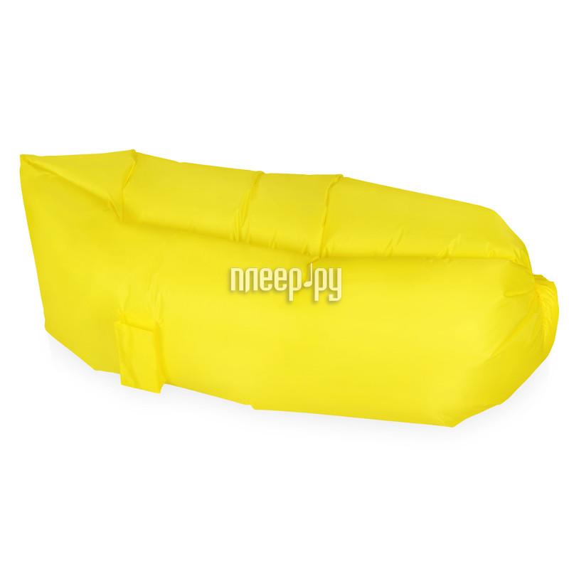 Надувной матрас Aerodivan Yellow