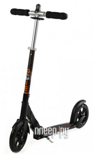 Купить Самокат Micro Scooter Black SA0117