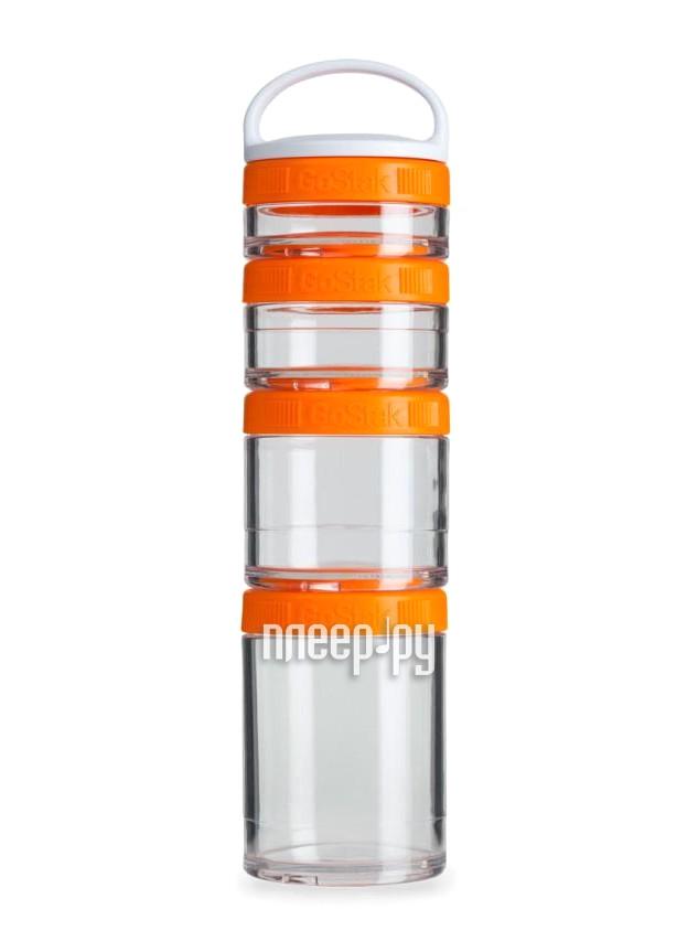 Кухонная принадлежность BlenderBottle GoStak Starter Orange BB-STAR-ORAN