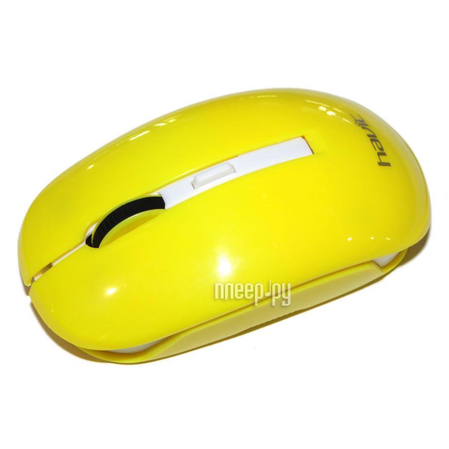 Мышь Havit HV-MS980GT USB Yellow