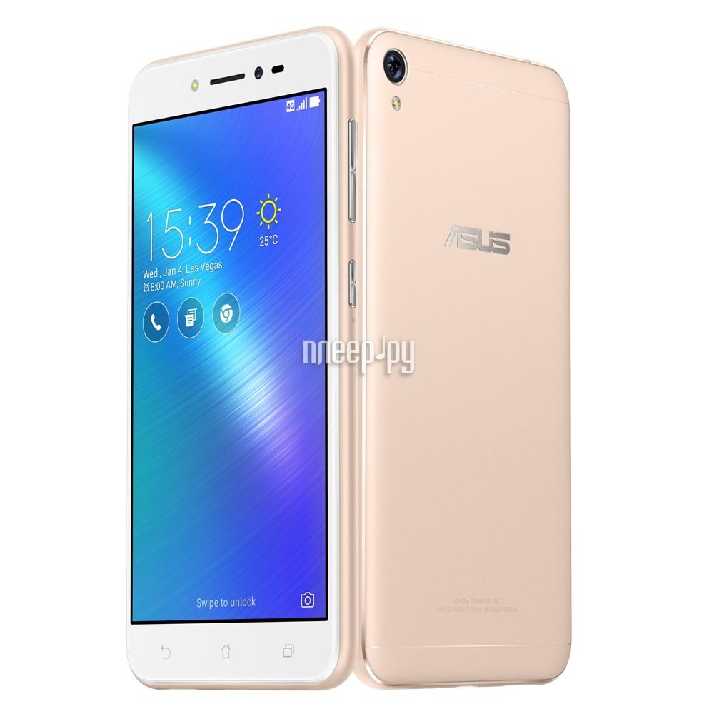 Сотовый телефон ASUS Zenfone Live ZB501KL 32Gb Gold