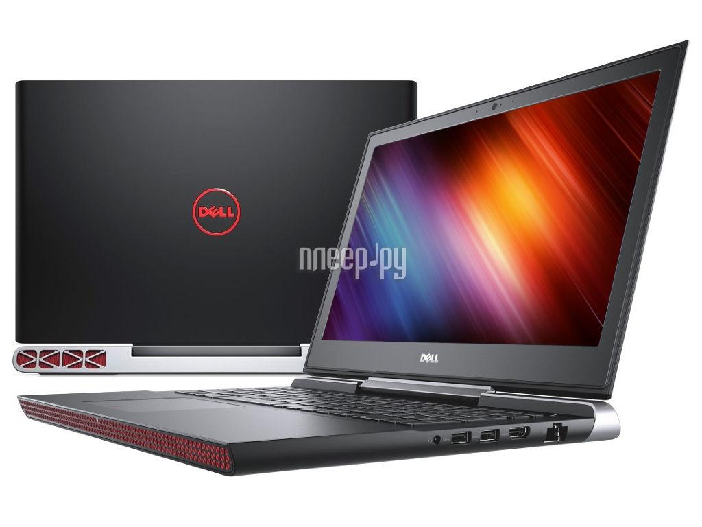 Ноутбук Dell Inspiron 7567 7567-8821 (Intel Core i7-7700HQ 2.8 GHz /