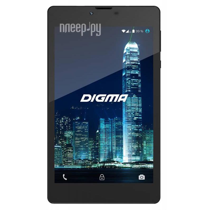 Планшет Digma CITI 7907 4G (Spreadtrum SC9832 1.5 GHz / 1024Mb / 16Gb / Wi-Fi / 3G / 4G / Bluetooth / GPS / Cam / 7.0 / 1280x800 / Android)