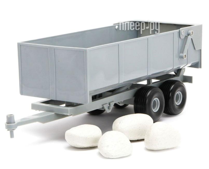Машина Tomy Прицеп для самосвала + камни 43079