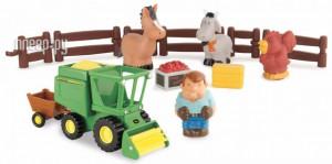 Купить Игрушка Tomy Моя первая ферма, набор уборка урожая 43069