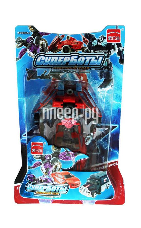 Игрушка Город игр Робот трансформер Спорткар L D484901