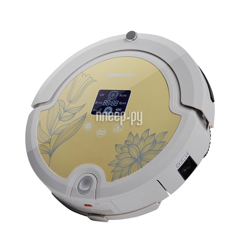 Пылесос-робот SeeBest C 571 Gold