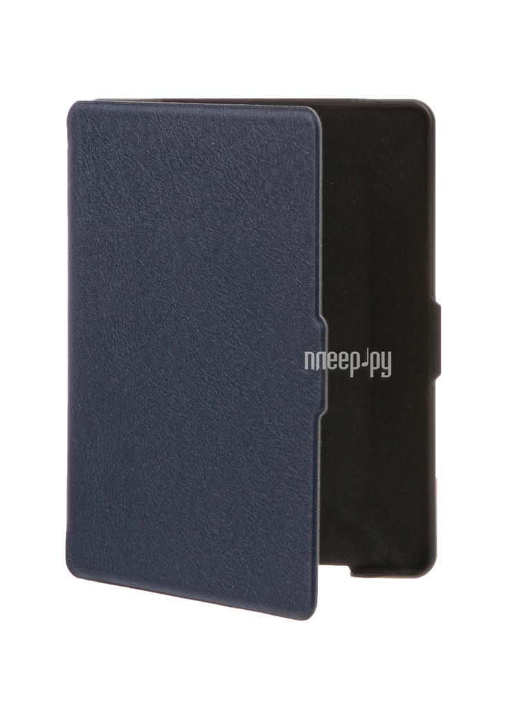Аксессуар Чехол for Reader Book 2 TehnoRim Slim Dark Blue TR-RB2-SL01DBLU