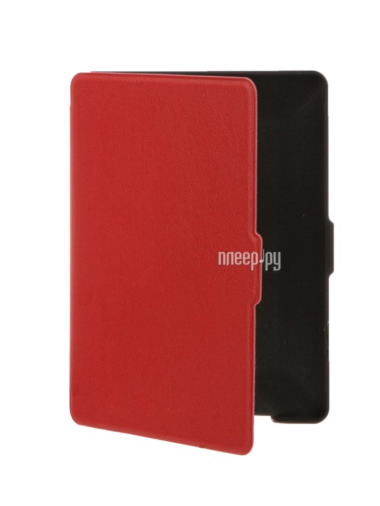 Аксессуар Чехол for Reader Book 1 TehnoRim Slim Red TR-RB1-SL01RD