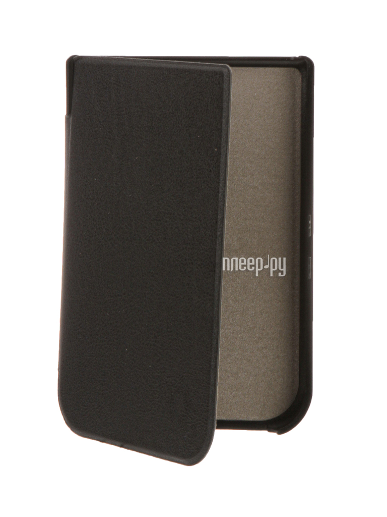 Аксессуар Чехол for PocketBook 631 TehnoRim Slim Black TR-PB631-SL01BL