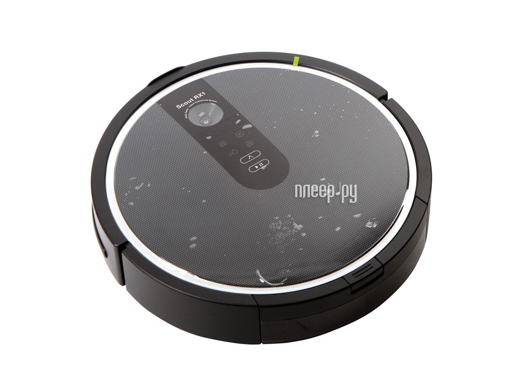 Пылесос-робот Miele SJQL0 Scout RX1 Black