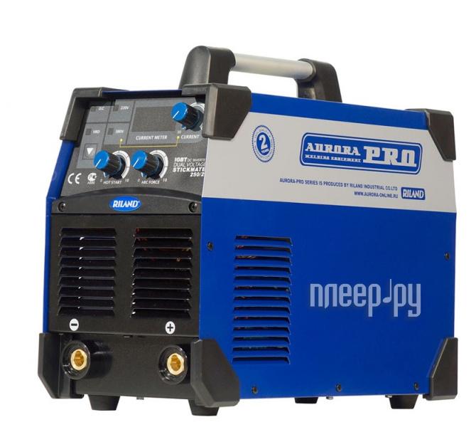 Сварочный аппарат Aurora Stickmate 250 / 2 IGBT