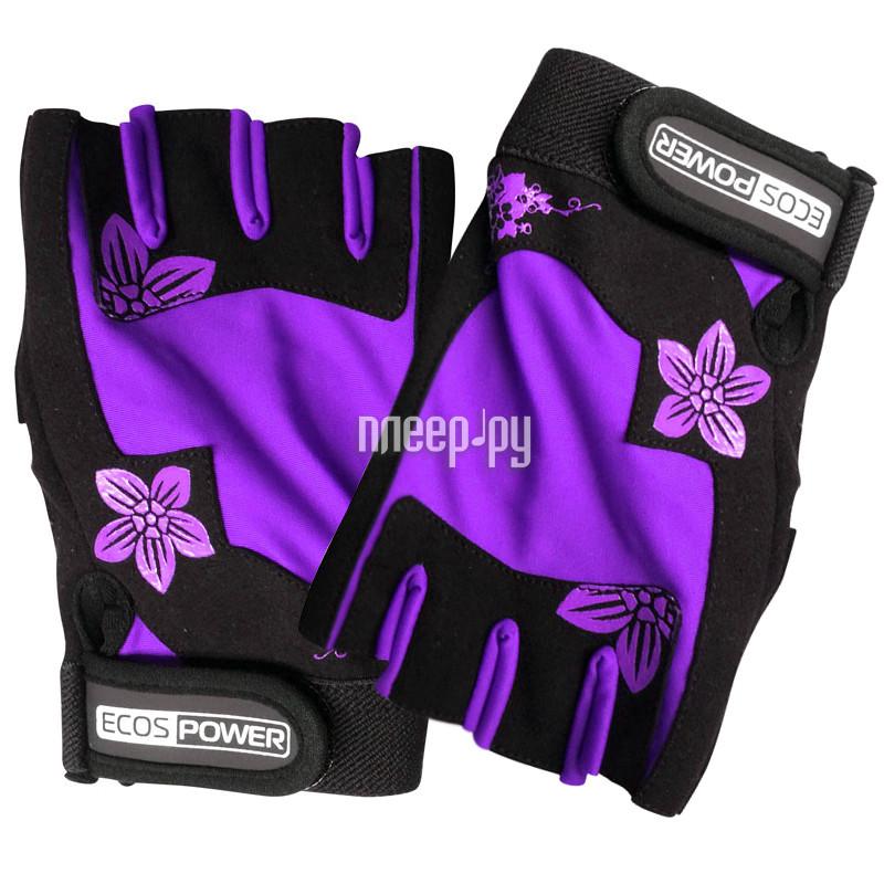 Перчатки для фитнеса Ecos 5106-VL