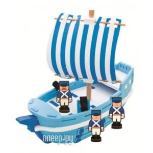 Купить Конструктор Bebox Военный корабль 29шт M5951