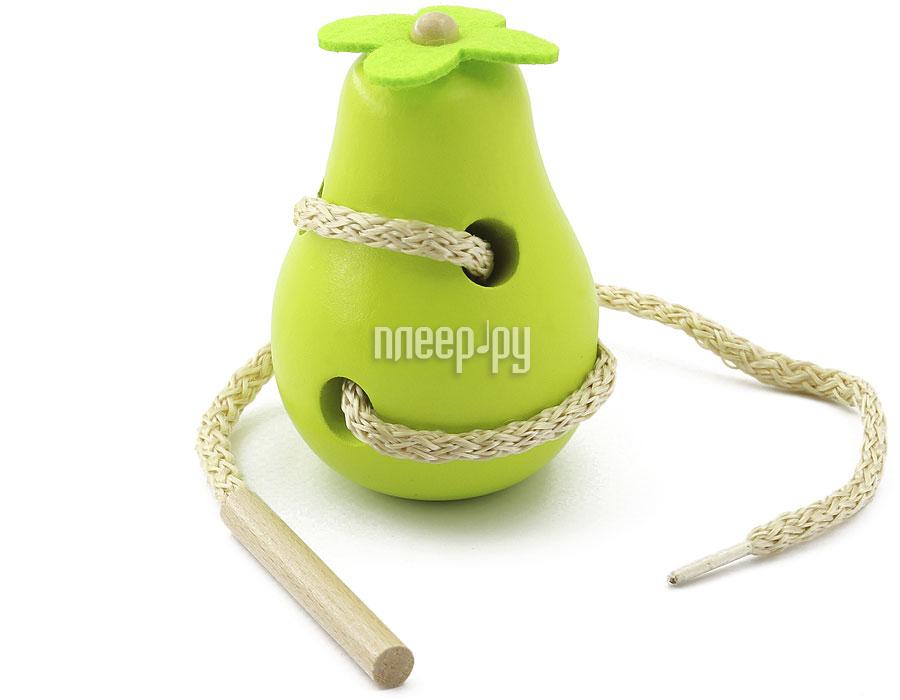 Игрушка Мир деревянных игрушек Шнуровка