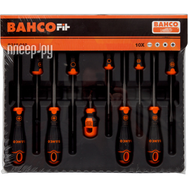 Набор инструмента BAHCO Fit B219.010
