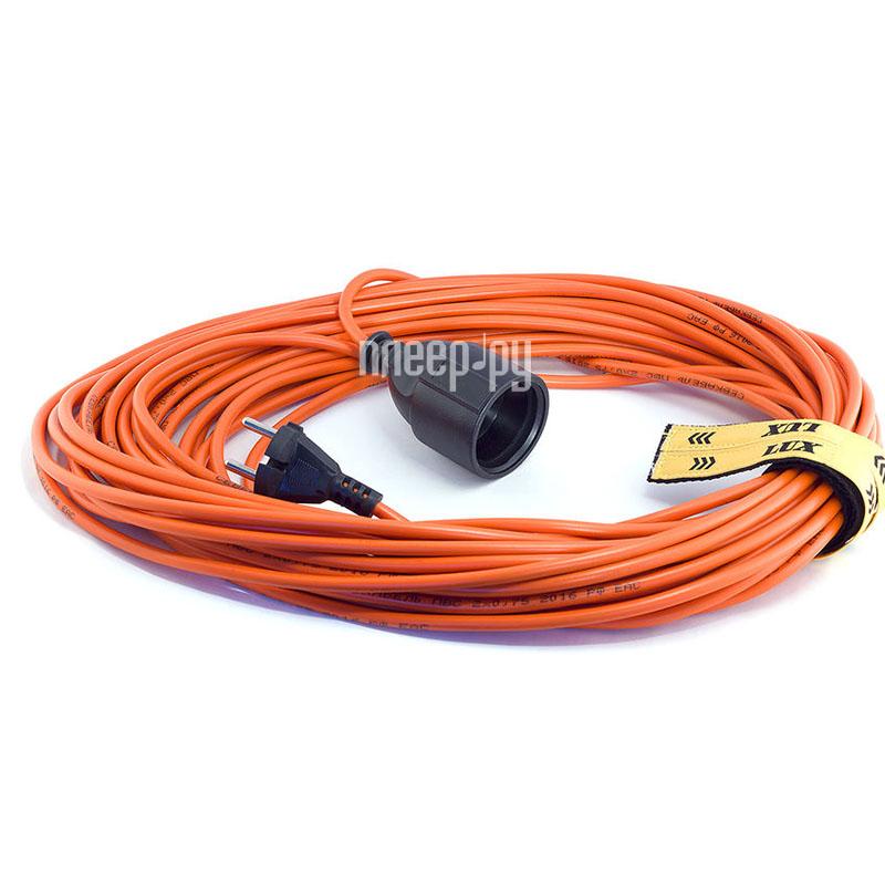 Удлинитель LUX УС1-О-10 У-101 1 Socket 10m 10110