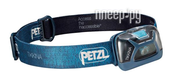 Фонарь Petzl Tikkina E91ABC Blue