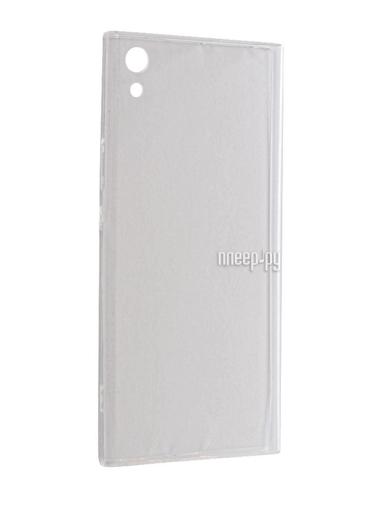 Аксессуар Чехол Sony Xperia XA1 Ultra BROSCO Silicone Transparent XA1U-TPU-TRANSPARENT