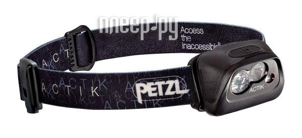 Фонарь Petzl Actik E99AAA Black