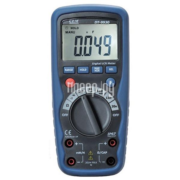 Мультиметр CEM DT-9930