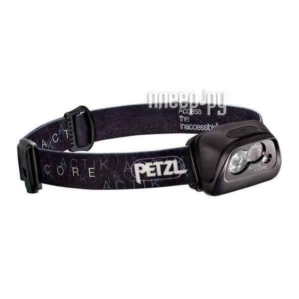 Фонарь Petzl Actik Core E99ABA Black