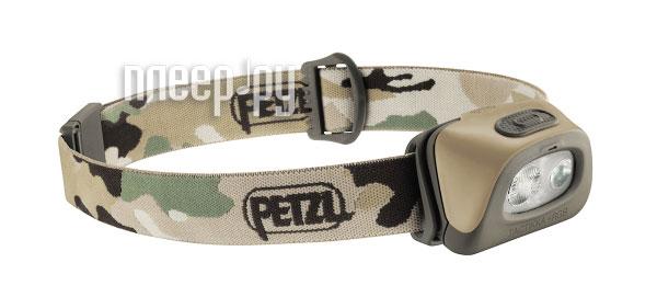 Фонарь Petzl Tactikka + RGB E89ABB Camouflage