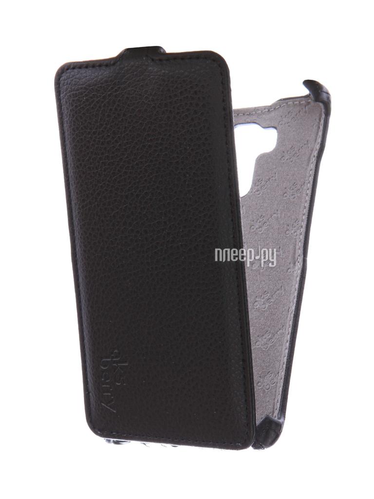 Аксессуар Чехол ASUS ZenFone 3 Max ZC553KL Aksberry Black