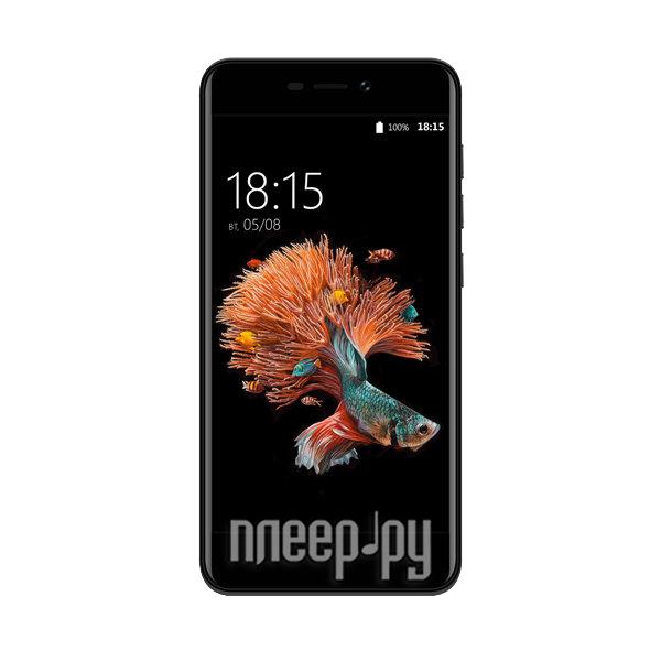 Сотовый телефон BQ 5037 Strike Power 4G Black за 6671 рублей