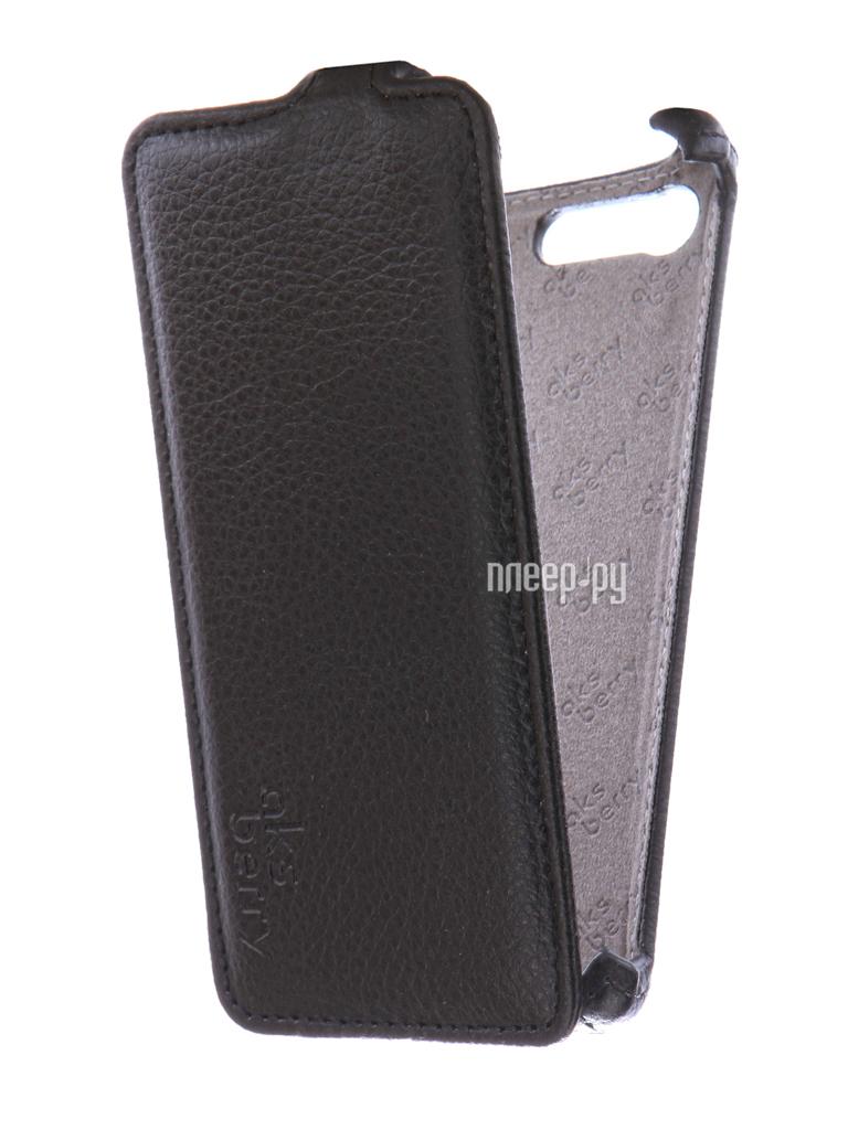 Аксессуар Чехол Sony Xperia X Compact Aksberry Black
