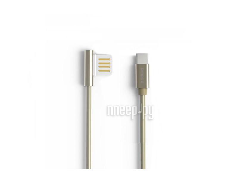 Аксессуар Remax Emperor RC-054m USB - MicroUSB Gold