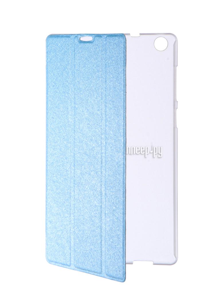 Аксессуар Чехол ASUS ZenPad C 7 Z170CG Cojess Trans Cover Light Blue