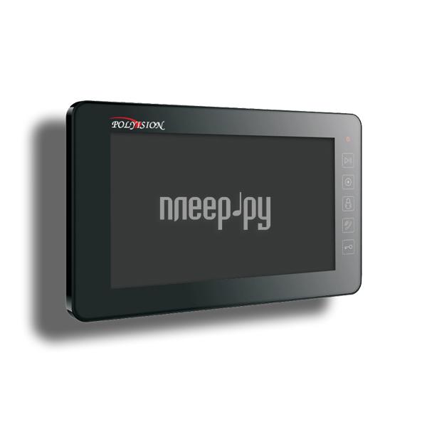 Видеодомофон Polyvision PVD-7M v.7.1 Black