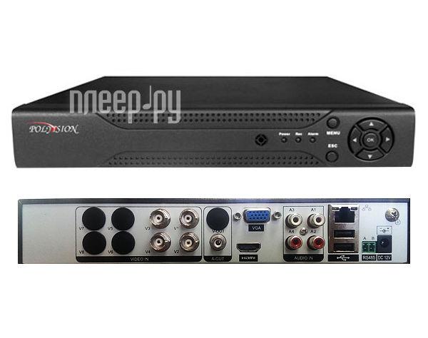 Видеорегистратор Polyvision PVDR-A4-04M1 v.3.4.1