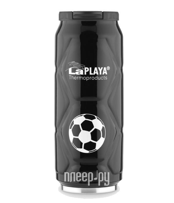 Термокружка La Playa Football Can 500ml Black 560105