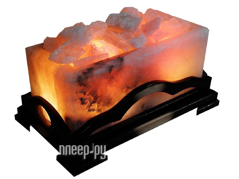 Солевая лампа СИМА-ЛЕНД Соляной камин 22-26кг Микс 1733394