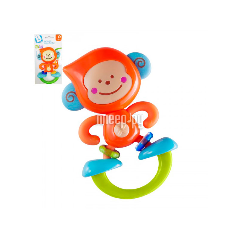 Игрушка B Kids Веселая обезьянка 004887B